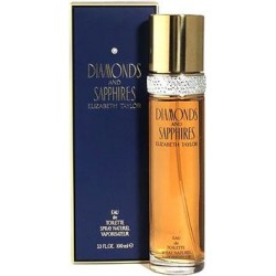 Diamonds and sapphires - eau de toilette donna 100 ml vapo
