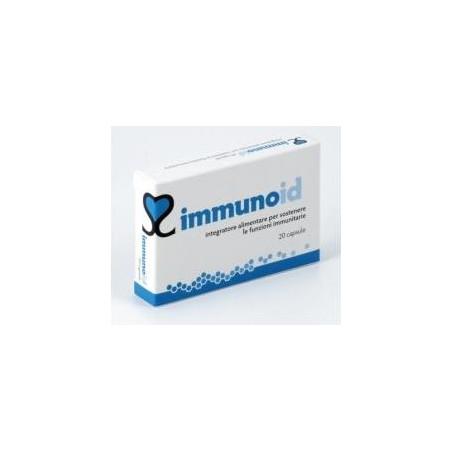 ESSECORE - Immunoid 20 Capsule - Integratore Immunostimolante A Base Di Astragalo