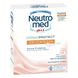 dermomprotect delicatezza suprema detergente intimo azione protettiva 200 ml
