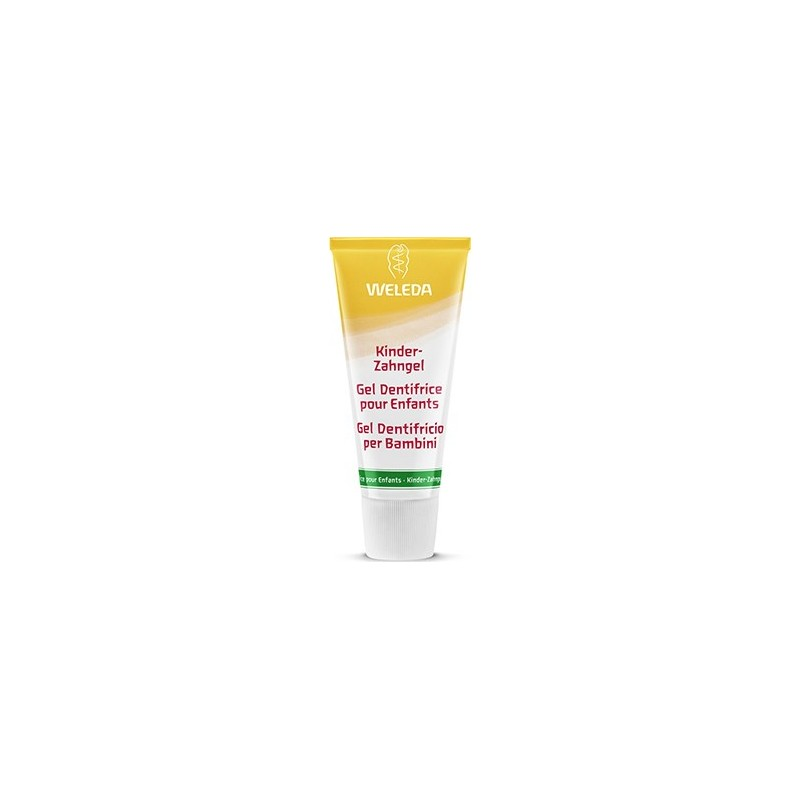 WELEDA - gel dentifricio per bambini 50 ml