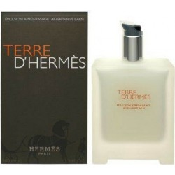terre d'hermès after shave balsamo dopobarba 100 ml