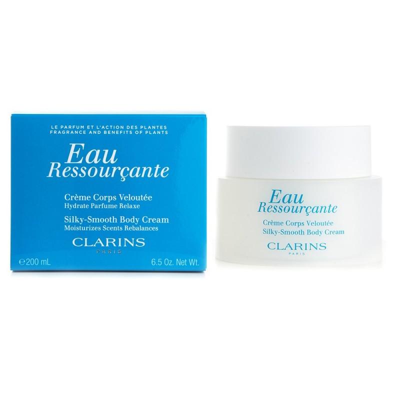 CLARINS - eau ressourcante crema corpo veloutee 200 ml
