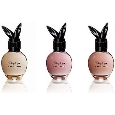PLAYBOY - profumo da donna play it lovely tester