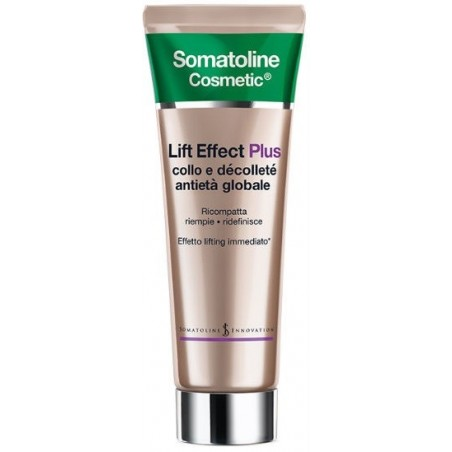 Somatoline - lift effect plus - trattamento anti-età collo e decolletè 50 ml