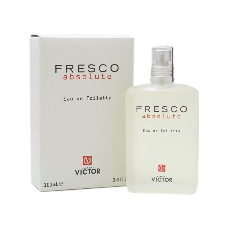 VICTOR - fresco absolute - eau de toilette uomo 100 ml vapo