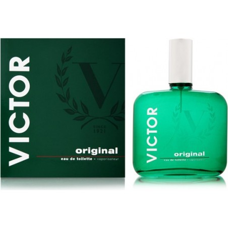 VICTOR - original - eau de toilette uomo 100 ml vapo
