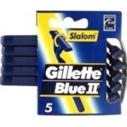 blu ii slalom 1 confezione da 5 rasoi usa e getta