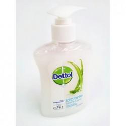 sapone liquido idratante con aloe vera e proteine del latte 250 ml