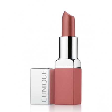 Clinique - pop matte lip colour + primer - rossetto n.01 blushing pop
