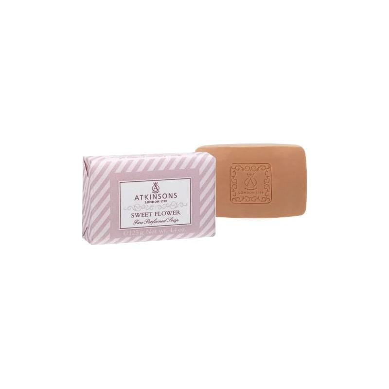 ATKINSONS - Fine Perfumed Soaps Sapone Sweet Flower 125 gr