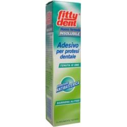 pasta adesiva per protesi dentale protezione antibatterica 40 ml