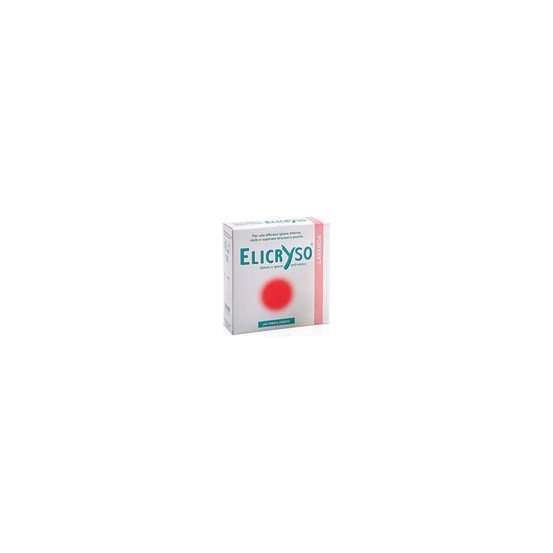 DEPOFARMA - Elicryso Lavanda Vaginale Per L' Igiene Intima 3 Flaconcini Da 140 Ml