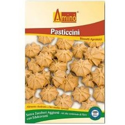 Biscotti Aproteici I Pasticcini Senza Zucchero 200 G