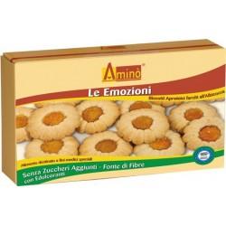 Biscotti Aproteici Le Emozioni Farciti All' Albicocca 220 G