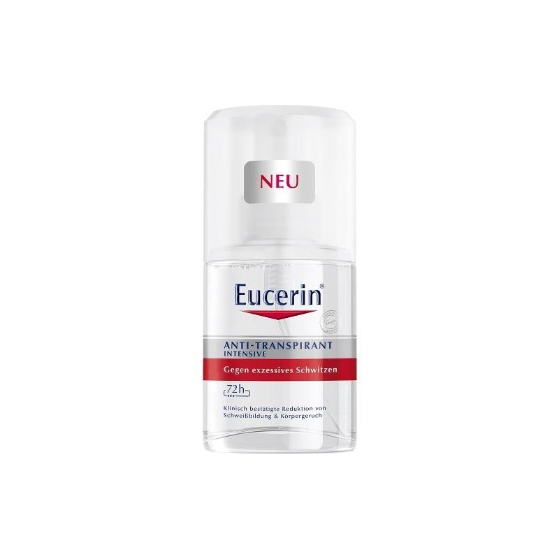 EUCERIN - Deodorante Antitraspirante Vapo No Gas 30 Ml