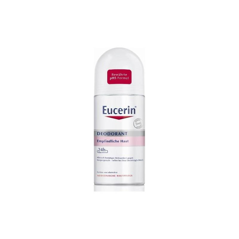 EUCERIN - Deodorante Roll On Per Pelli Sensibili 50 ml