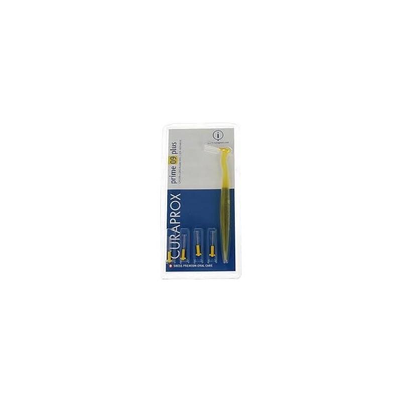 CURAPROX - Scovolini Prime Plus Colore Giallo - confezione da 5 scovolini