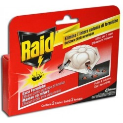 2 esche per formiche confezione