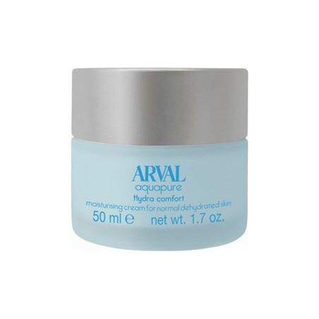 Arval - aquapure hydra comfort - crema idratante per pelli normali disidratate 50 ml