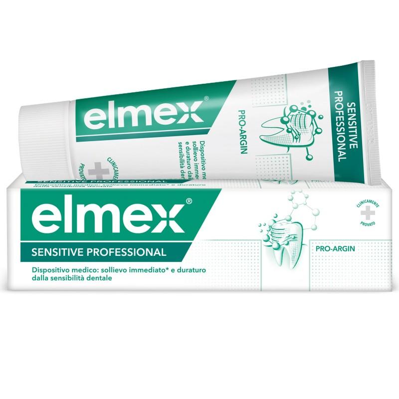 ELMEX - Dentifricio Denti Sensibili Sensitive Professional 75 Ml