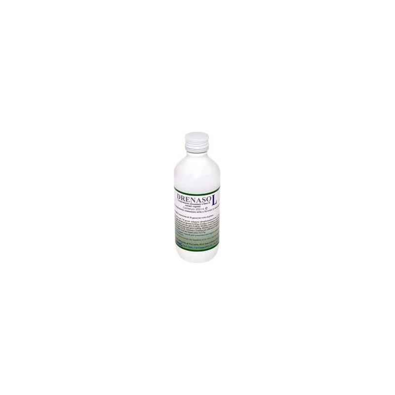 HERBOPLANET - drenasol gocce 200 ml - integratore alimentare ad azione drenante