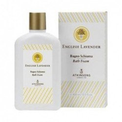 english lavender bath foam bagnoschiuma 400 ml