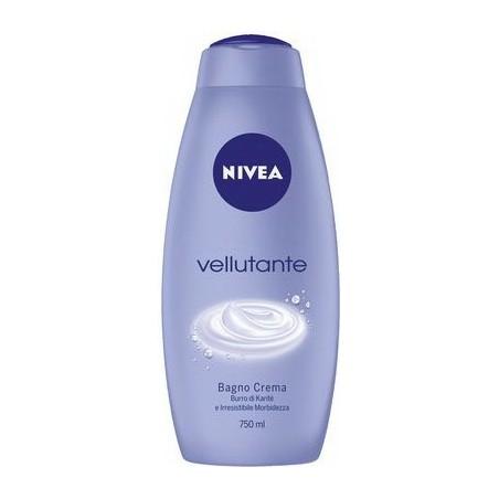 NIVEA - creme smooth - bagno crema vellutante 750ml