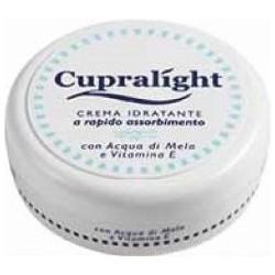 Cupralight crema idratante viso e corpo  150 ml