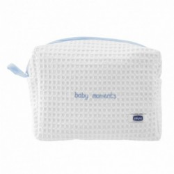 Set Per Il Bagnetto Baby Moments Beauty Azzurro