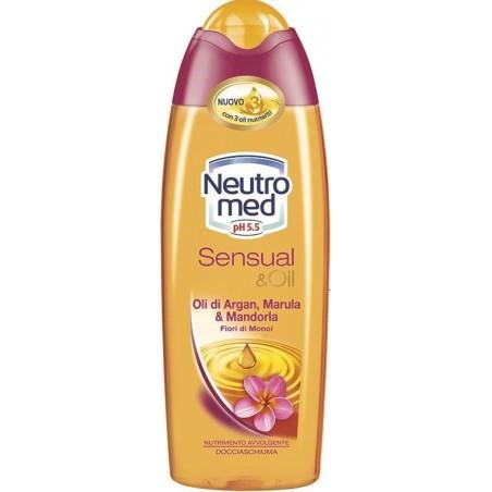 NEUTROMED - sensual & oil - docciaschiuma con olio d'argan 250 ml