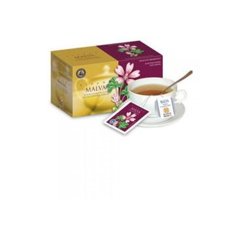 PLANTA MEDICA - tisana malva 20 filtri Con olio essenziale di Menta 1,3g