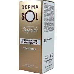 Crema Fluida Doposole - Prolungatore di abbronzatura per viso e corpo 150 ml