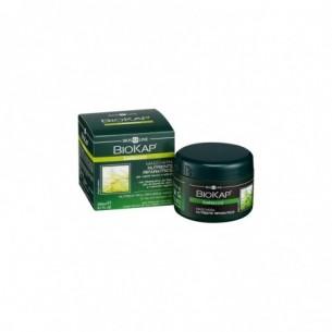 biokap maschera nutriente riparatrice  per capelli secchi