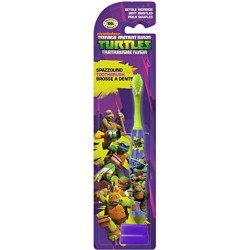 ninja turtles - spazzolino da denti