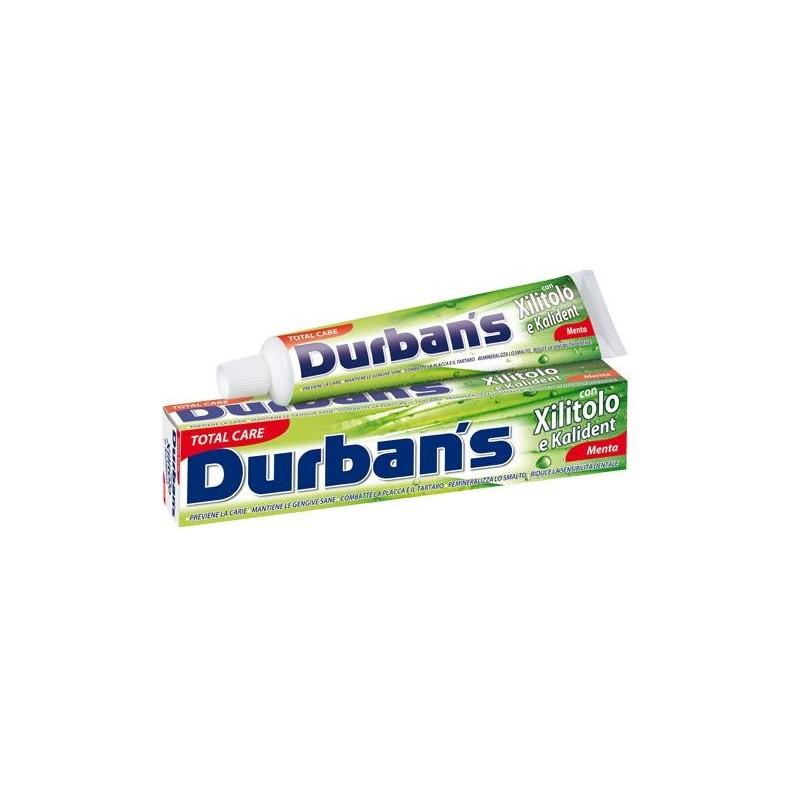 DURBAN S - dentifricio xlitolo e kalident 75 ml