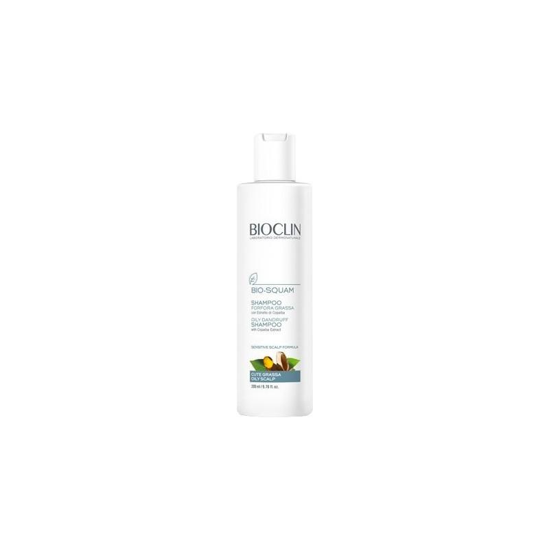 BIOCLIN - bio-squam shampoo forfora grassa e cute sensibile 200 ml