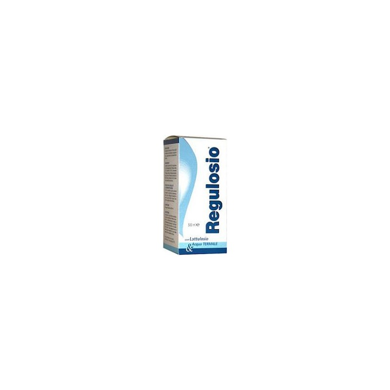 DIFASS INTERNATIONAL - Regulosio Sciroppo 300 Ml Integratore Per Il Transito Intestinale, Stipsi
