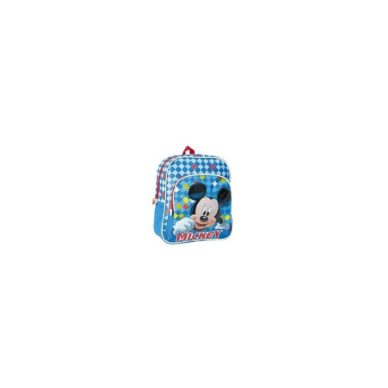 DISNEY - mickey mouse - zaino scuola con 42cm