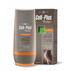 cell-plus alta definizione crema cellulite anti-acqua 200 ml