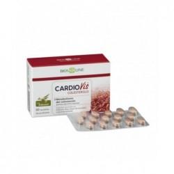 cardiovis colesterolo  - integratore alimentare per il colesterolo 30 capsule