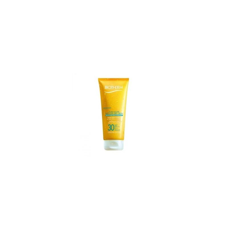 BIOTHERM - sun fluide wet&dry skin spf30 200ml