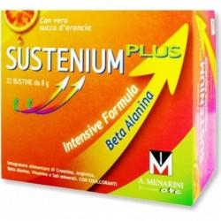 sustenium plus intensive formula 22 bustine - integratore di creatina e arginina