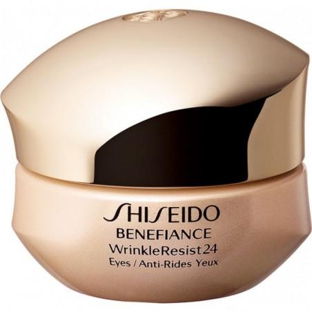 Shiseido - benefiance wrinkle resist 24 - crema contorno occhi antirughe 15 ml