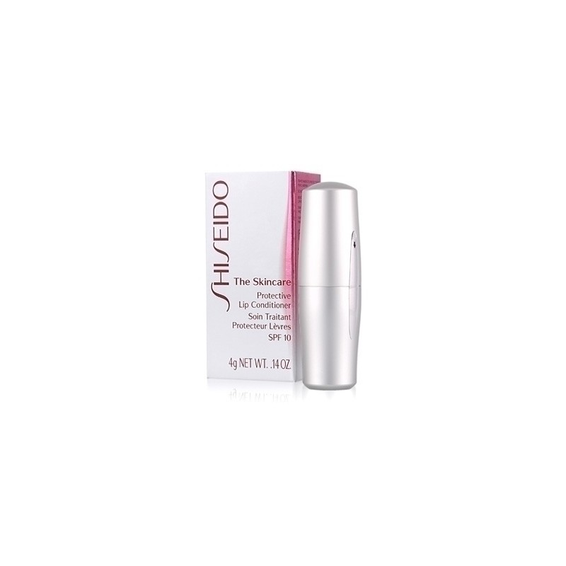Shiseido - the skincare protect lip conditioner spf 10 - trattamento labbra