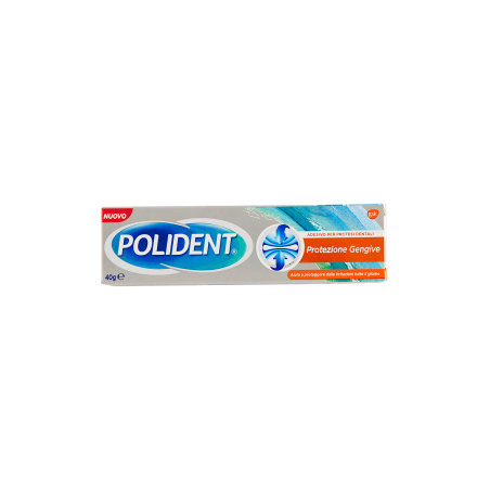 POLIDENT - Protezione Gengive Adesivo per Protesi Dentali 40 g