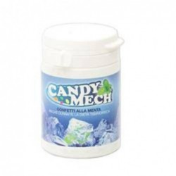 Tisanoreica candy mech - 60 confetti gusto menta