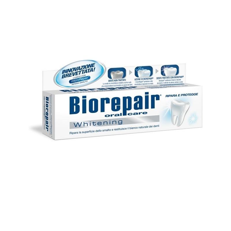 BIOREPAIR - whitening - Dentifricio sbiancante 75 ml