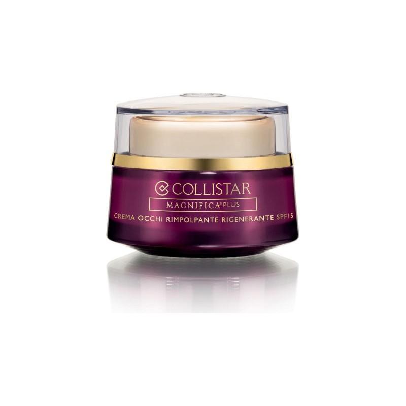 COLLISTAR - magnifica plus - crema occhi rimpolpante e rigenerante Spf15 15 ml