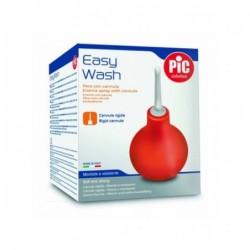 Pic - Easy Wash Pera Misura 6 Con Cannula Rigida