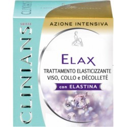 Elax - Trattamento elasticizzante viso, collo e décolleté con elastina 50 ml